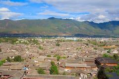 Gammal stad Lijiang Royaltyfri Fotografi