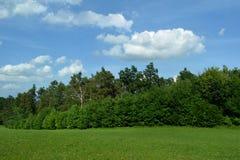 Gammal stad södra Bohemia fotografering för bildbyråer