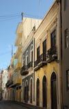 Gammal stad, San Juan arkivfoton
