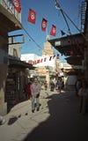 Gammal stad, Sfax, Tunisien royaltyfri fotografi