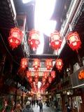 Gammal stad, Shanghai Royaltyfria Foton