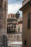 Gammal stadgata för Bologna Royaltyfri Fotografi