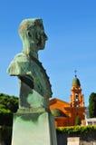 Gammal staty Fotografering för Bildbyråer