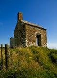 gammal sten för hus Arkivfoton