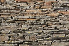 gammal sten för masonry arkivbild