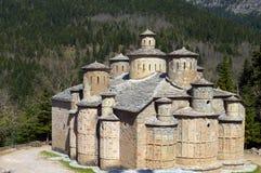 Gammal sten som göras i Grekland Royaltyfri Fotografi