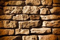 gammal stenvägg Arkivfoto