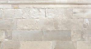 Gammal stenvägg Arkivfoton