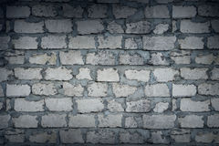 Gammal stenväggbakgrund Royaltyfri Fotografi