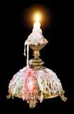 gammal stick för stearinljus Royaltyfri Foto