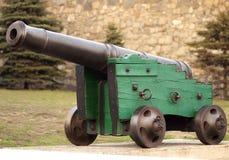 gammal stil för kanon Arkivbild