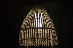 gammal stil för lampa Royaltyfria Foton