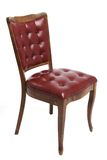 gammal stol Royaltyfri Fotografi