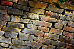 Gammal stonework royaltyfria foton
