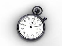gammal stopwatch Fotografering för Bildbyråer