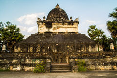 Gammal stupa Royaltyfri Bild