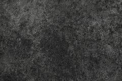 Gammal svart yttersida med fläck royaltyfria foton