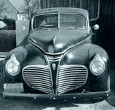 gammal tappning för bil Royaltyfria Bilder
