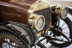 gammal tappning för bil Arkivbild