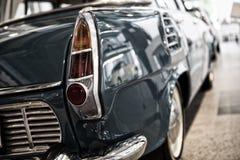 gammal tappning för bil Royaltyfria Foton