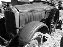 gammal tappning för bil Royaltyfri Bild