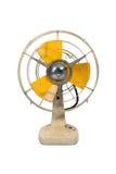gammal tappning för ventilator Arkivfoto