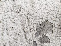Gammal tappning målad textur Arkivfoto