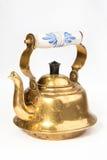 gammal teapot Arkivfoto