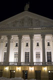 gammal teater Arkivfoto