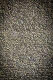 Gammal tegelstenväggbakgrund Arkivfoto