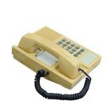 gammal telefon Arkivfoto