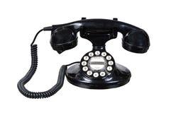 Gammal telefon Royaltyfri Foto