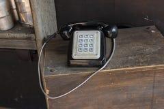 gammal telefon telefontappning Royaltyfri Fotografi