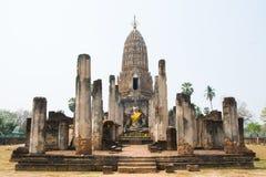 Gammal tempel. Arkivfoton