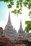 Gammal tempel för forntida arkitektur Royaltyfri Foto