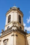 Gammal tempte i Lviv arkivbild