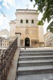 Gammal tempte i Lviv royaltyfri foto