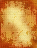 gammal textur för åldrig bakgrundsgrunge Arkivfoto