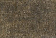 gammal textur för bakgrundskanfas Fotografering för Bildbyråer