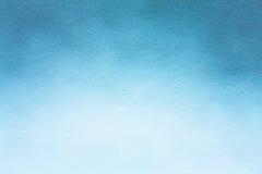 Gammal textur för blått papper Royaltyfria Bilder
