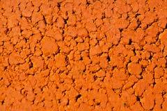 Gammal textur för röd tegelsten Royaltyfri Fotografi