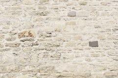 Gammal textur för stenvägg Royaltyfri Bild