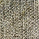 Gammal texturerad kanfasbakgrund Arkivbilder