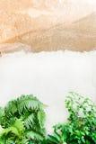 Gammal texturtegelstenvägg, bakgrund Royaltyfri Foto