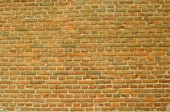 gammal texturvägg för tegelsten Royaltyfria Foton