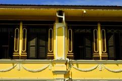 gammal thailand town Arkivfoto