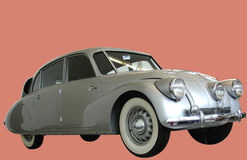 gammal tidmätare för bil Arkivbild