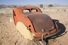 gammal tidmätare för bil Royaltyfria Foton