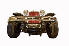 gammal tidmätare för bil Royaltyfri Fotografi