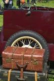 gammal tillbaka bil Royaltyfria Bilder